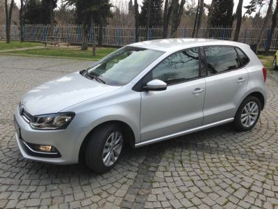 Volkswagen Polo 1.4 TDI Bluemotion Testi…
