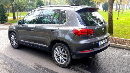 Volkswagen Tiguan 1.4 TSI DSG Testi