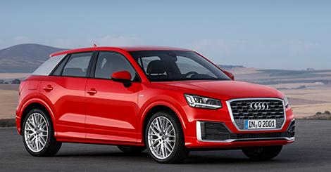 Q serisinin en yenisi: Audi Q2!