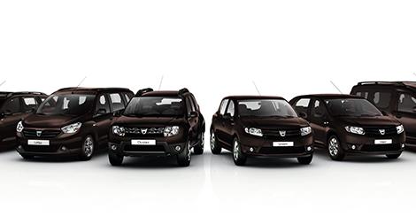 Dacia 2016 Cenevre Otomobil Fuarı'nda
