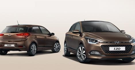 Hyundai i20, 15.000 TL için 15 Ay, %0 Faiz veya 2.500 TL Fiyat Avantajı