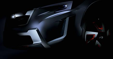 Subaru 'nun Cenevre Fuarında Sergilenecek Modelleri
