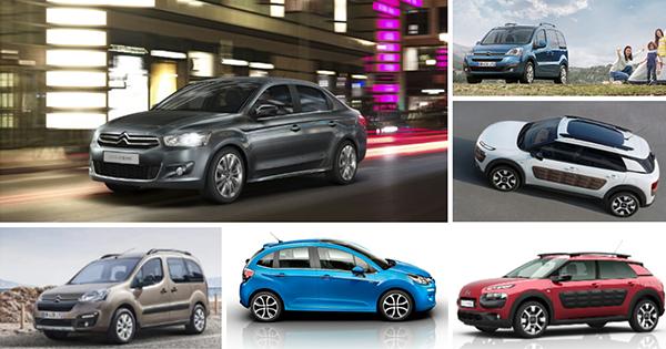 Citroën'den Cazip Mayıs Ayı Fırsatları
