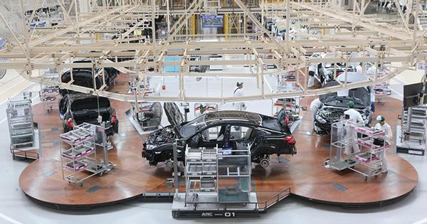 Honda'dan dünya otomotiv üretimine yeni bir model