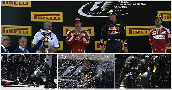 Formula 1 Tarihindeki En Genç Birinci Max Verstappen Oldu