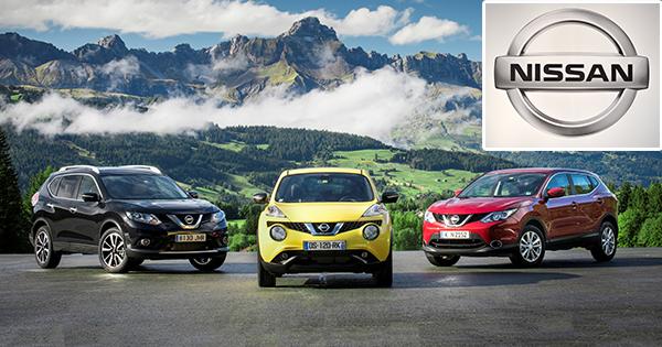 Nissan, 2015 Mali Yılını Batı Avrupa Ve Türkiye'de Rekor Satışla Kapattı