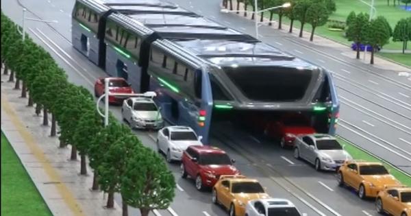 Bu Proje Trafik Sorununa Çözüm Olabilir