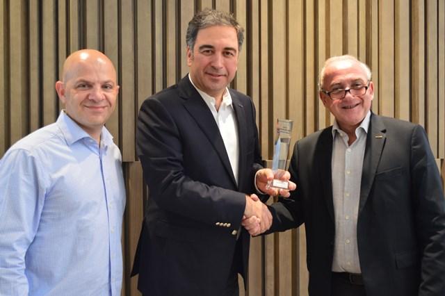 Nissan Türkiye, Chairman's Award'ın Sahibi Oldu