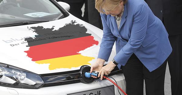 Almanya, Benzinli otomobilleri yasaklayacak
