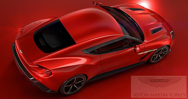 Aston Martin Zagato Konsepti