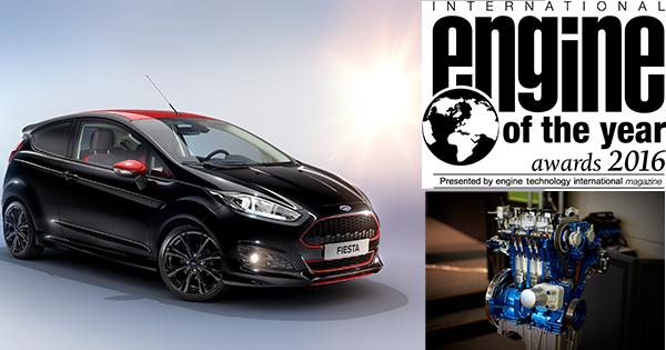 Ford 1.0 Ecoboost 5. Defa Yılın Motoru Seçildi