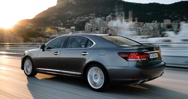 Yeni Lexus Otonom Sürüş Teknolojisini Tanıttı