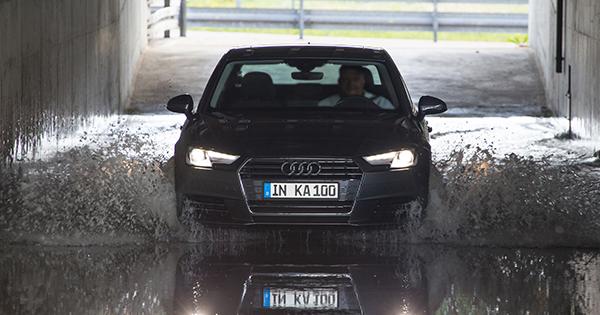 Audi uzmanları 12 yılı, 19 haftada yaşatıyorlar!