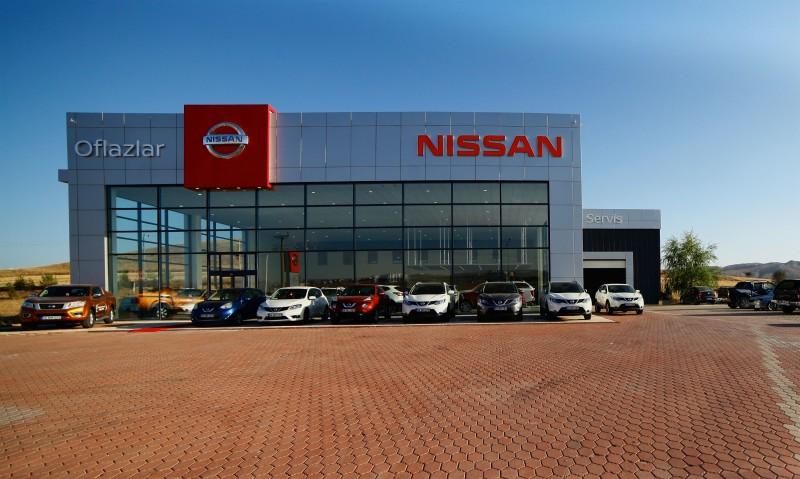 Nissan'dan Yeni Kurumsal Kimlik