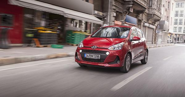 Hyundai Assan, Yeni i10 'u Türkiye'de Satışa Sunuldu