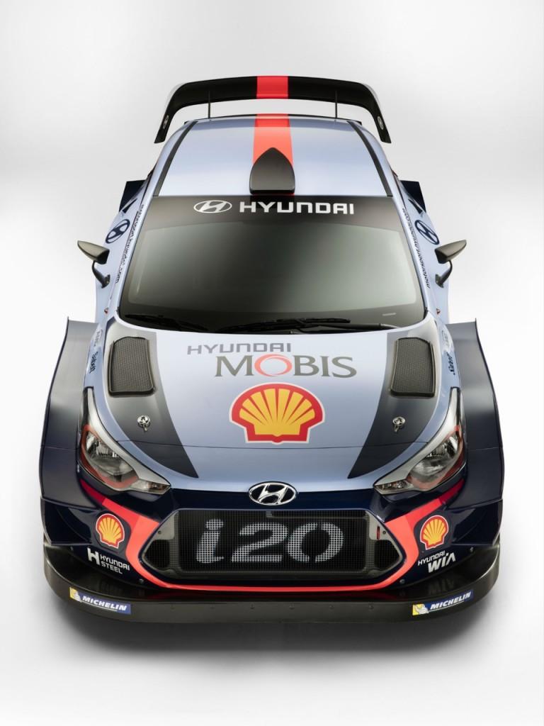Hyundai i20 Coupe WRC - 4