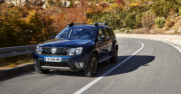 Dacia Duster'a İngiltere'de İki Ödül Birden
