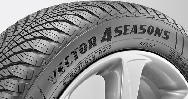 Goodyear Vector 4Seasons Lastiklerine Ödül!