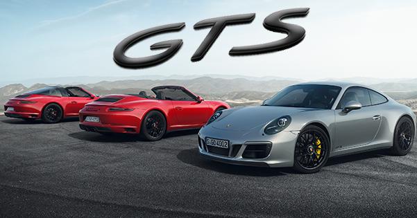 Yeni Porsche 911 GTS 'ler Türkiye'ye geliyor