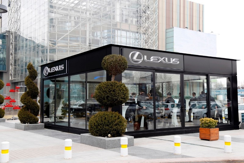 Lexus Showroom Ankara (2)