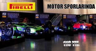 Pirelli 110 YIL