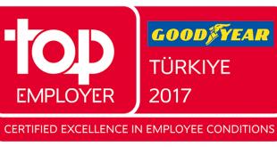 top employer goodyear