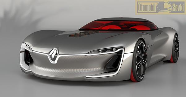 Renault Trezor 2016'nın En Güzel Konsept Otomobili Seçildi