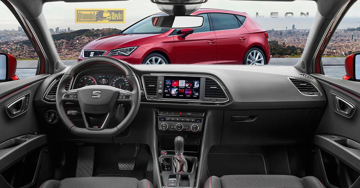 Duygu ve Mantığın Buluşması Yeni SEAT Leon