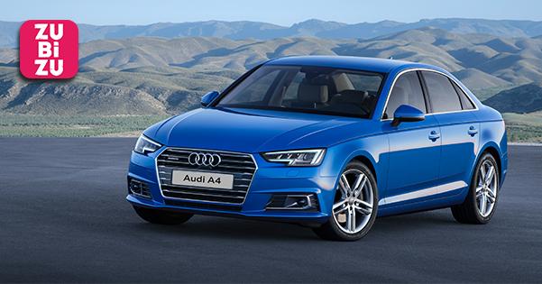 ZUBİZU 'ya Özel ÖTV Farksız Sıfır Faizle Audi A4