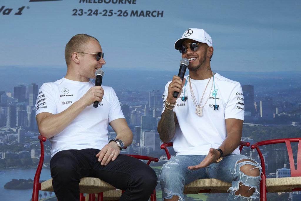 2017 Australian Grand Prix, Saturday - Steve Etherington