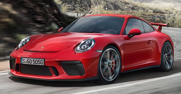Yeni 911 GT3 Sürüş ve Yarışa Hazır