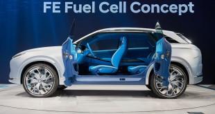 Hyundai FE Fuel Cell Concept (1)