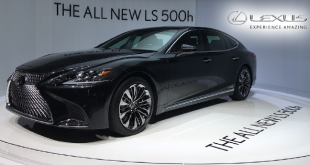 Lexus LS 500h kapak