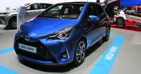 Toyota'dan Cenevre'de 3 Dünya Prömiyeri