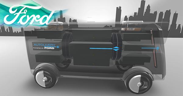 Ford, MWC 2017'de geleceğin teknolojilerini tanıttı