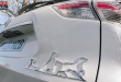 nissan x trail 4 dogs