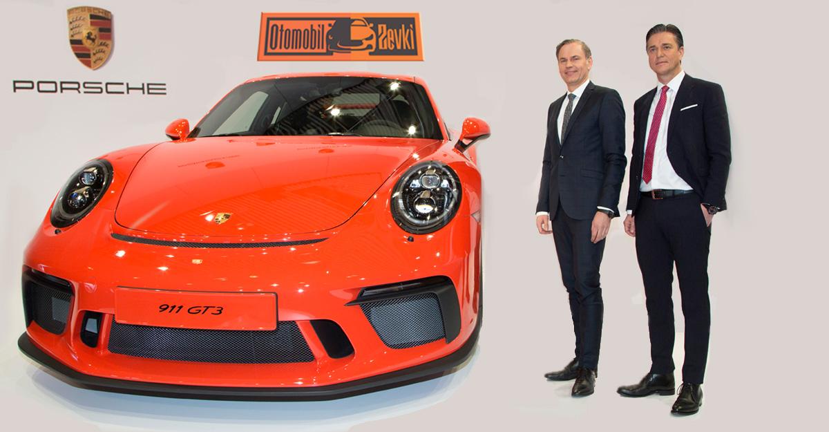 Porsche 2016 yılında 237 bin satışla rekor kırdı
