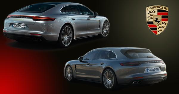 Porsche'den Cenevre'ye Panamera Çıkarması