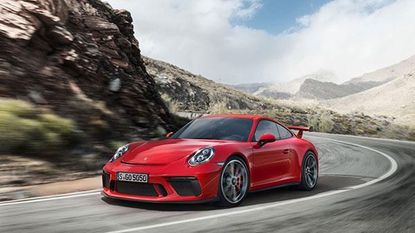 Porsche 60 Bin Otomobil Satarak  Tarihinin En İyi İlk Çeyreğine İmza Attı