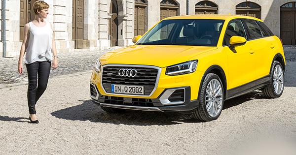 Audi 'ye Ödül Yağmuru