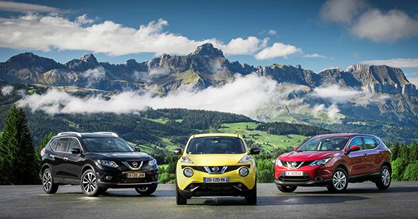 Nissan 'dan İçinizdeki Heyecanı Yola Çıkaran Mayıs Ayı Fırsatları