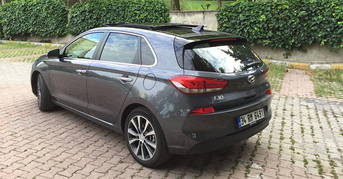 Yeni Hyundai i30 Testi