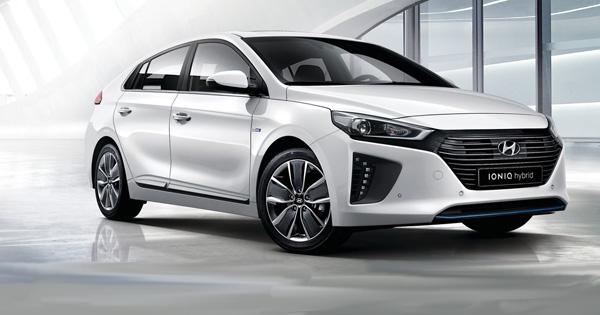 Doğuştan Hibrit Hyundai IONIQ Hybrid, Türkiye'de.
