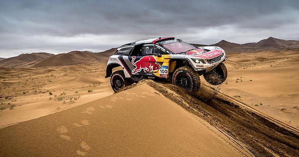 Peugeot 'nun İkinci İpek Yolu Zaferi