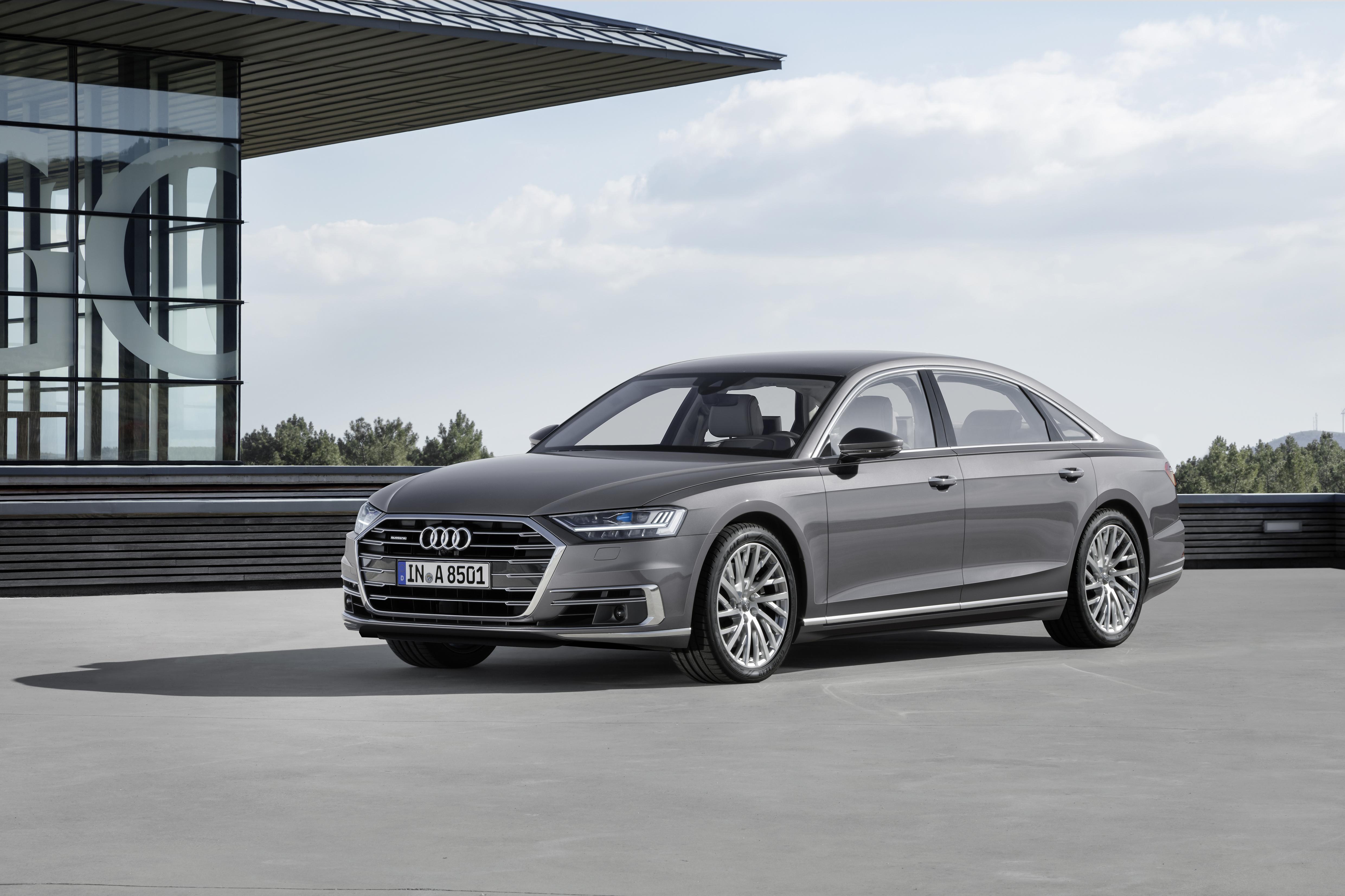 Lüks sınıf otomobilin geleceği Yeni Audi A8
