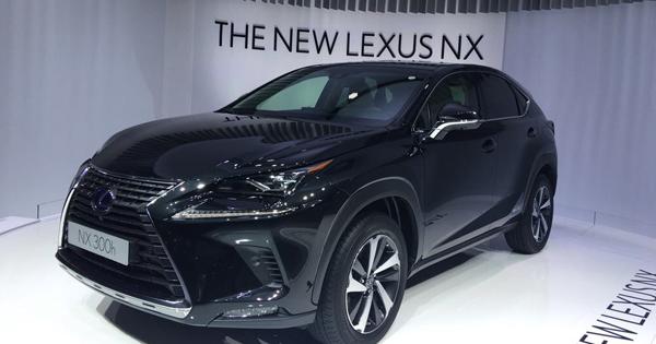 Lexus'un Öncü Olduğu Hibrit Teknolojisi Frankfurt'a Damgasını Vurdu