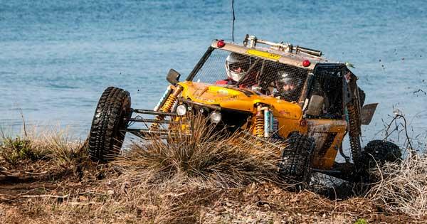 Transanatolia Rally Raid yarış sezonunu yine zorlu bir mücadele ile kapatıyor: Rally Antiphellos