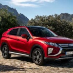Mitsubishi Eclipse Cross RJC 2019 yılın otomobili ödülünü kazandı