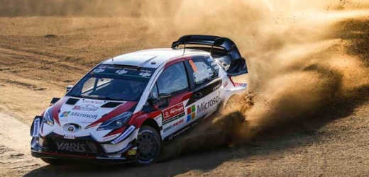Toyota, Avustralya Rallisi'nde  Şampiyonluk Hedefinde