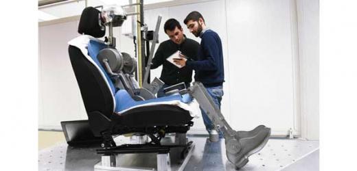 SEAT otomobil koltuklarının 5 zorlu testi!